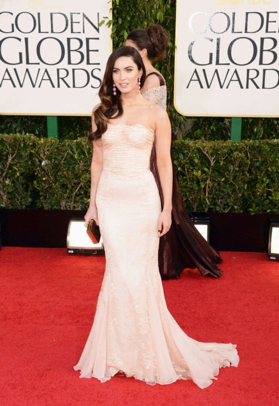 Megan Fox at 2013 Golden Globe Awards-10