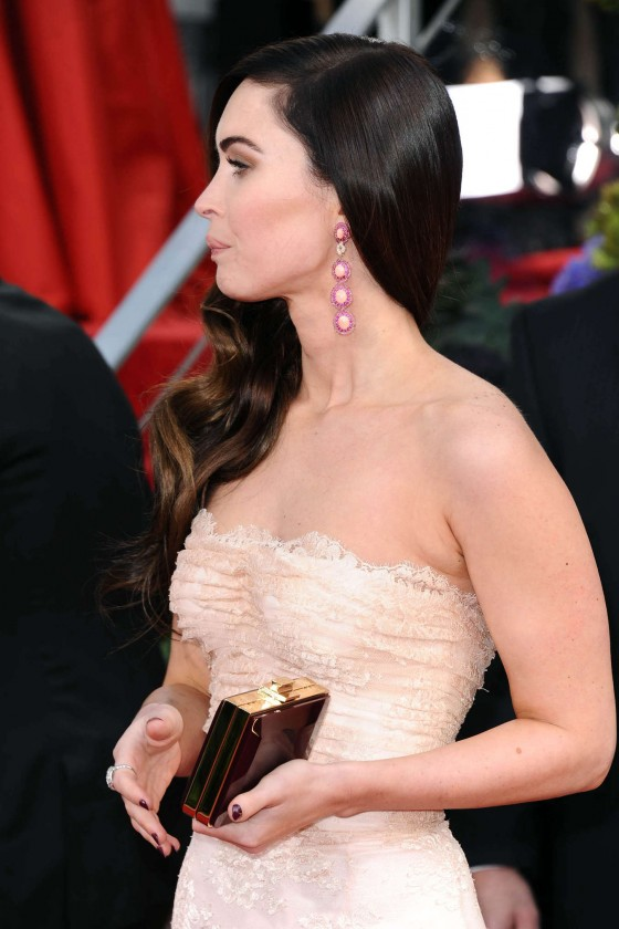 Megan Fox at 2013 Golden Globe Awards-19