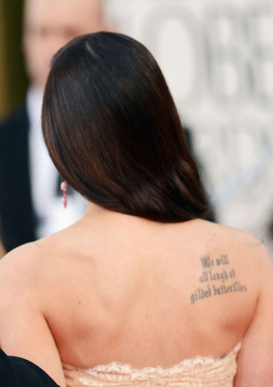 Megan Fox at 2013 Golden Globe Awards-21