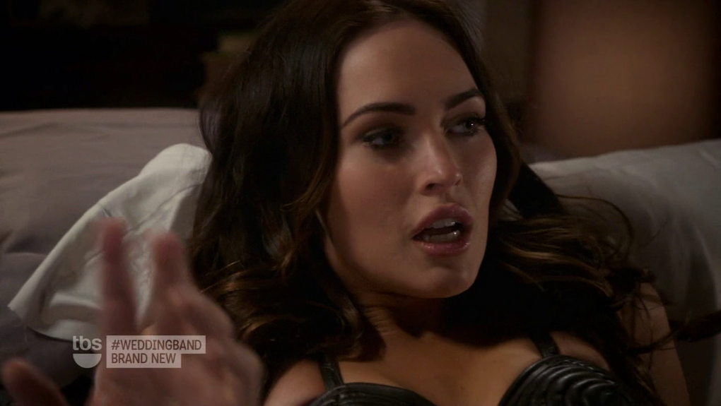 Megan Fox - Wedding Band s01e02-03 - GotCeleb
