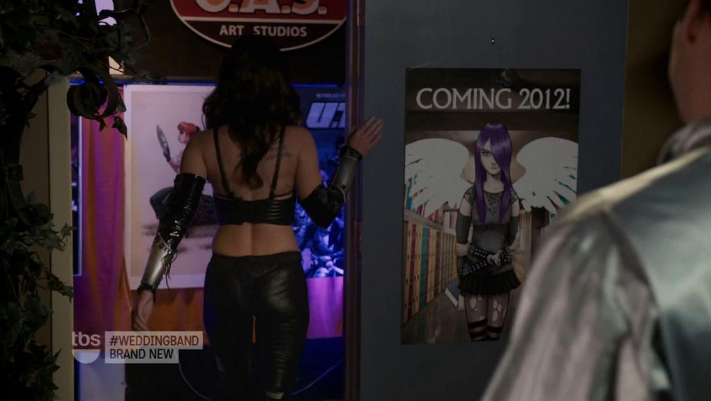 Megan Fox - Wedding Band s01e02-04 | GotCeleb