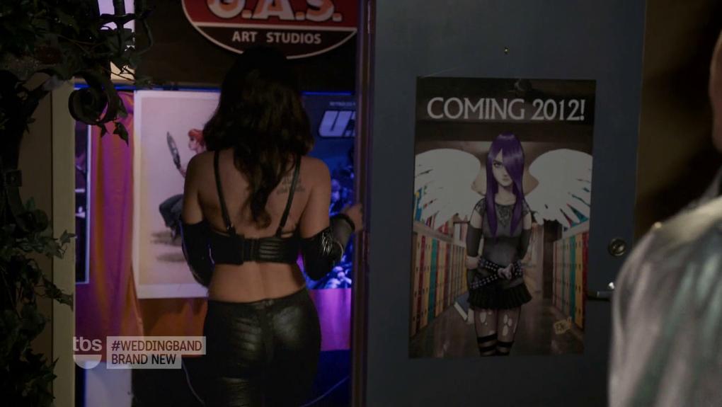 Megan Fox - Wedding Band s01e02-20 | GotCeleb