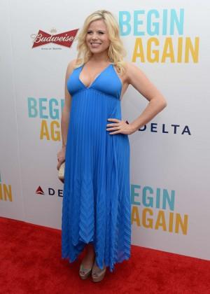 Megan Hilty: Begin Again Premiere -04