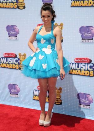 Megan Nicole Hot at 2014 Radio Disney Music Awards in LA -03
