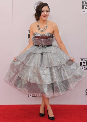 Megan Nicole - 2014 American Music Awards in LA