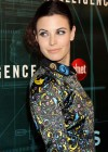 Meghan Ory: 2014 CBS Television Presents CNET Intelligence Premiere Party -01