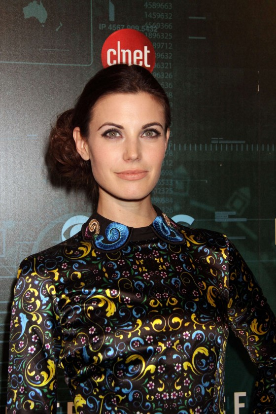 Meghan Ory: 2014 CBS Television Presents CNET Intelligence Premiere Party -02