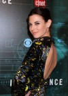Meghan Ory: 2014 CBS Television Presents CNET Intelligence Premiere Party -11