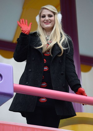 Meghan Trainor - 88th Annual Macy's Thanksgiving Day Parade in NYC