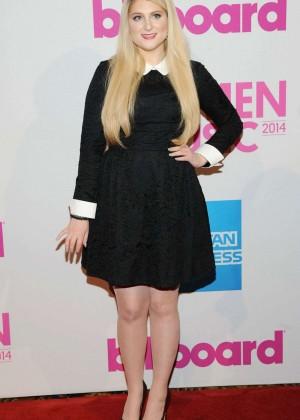 Meghan Trainor - Billboard Women In Music Luncheon 2014 in NYC