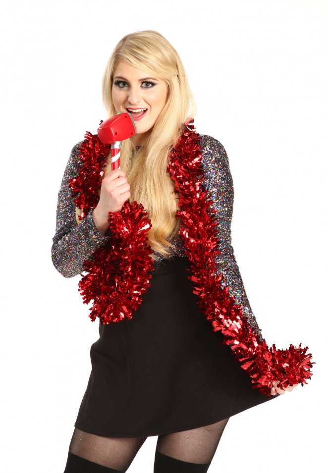 Meghan Trainor - KIIS FM's Jingle Ball 2014 Portraits