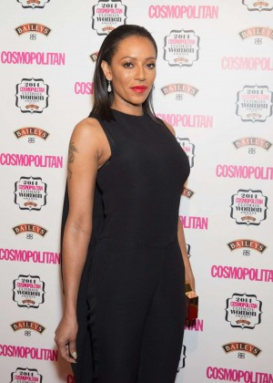 Melanie Brown - 2014 Cosmopolitan Ultimate Women Awards in London