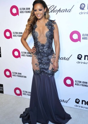 Melanie Brown: Oscar 2014 - Vanity Fair Party -02