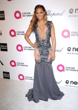 Melanie Brown: Oscar 2014 - Vanity Fair Party -04
