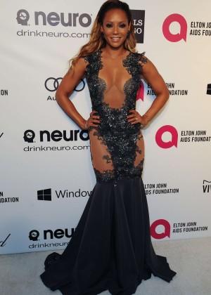 Melanie Brown: Oscar 2014 - Vanity Fair Party -06