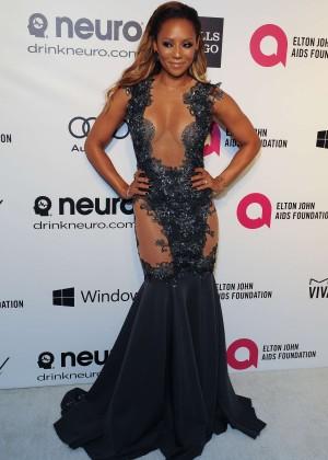 Melanie Brown: Oscar 2014 - Vanity Fair Party -07