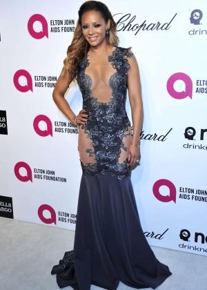 Melanie Brown: Oscar 2014 - Vanity Fair Party -08
