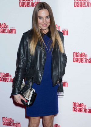 Melanie Chisholm - Made in Dagenham Press Night in London