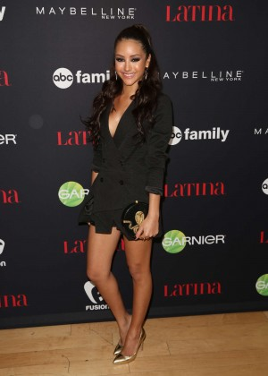 Melanie Iglesias - Latina Magazine's '30 Under 30' Party in West Hollywood