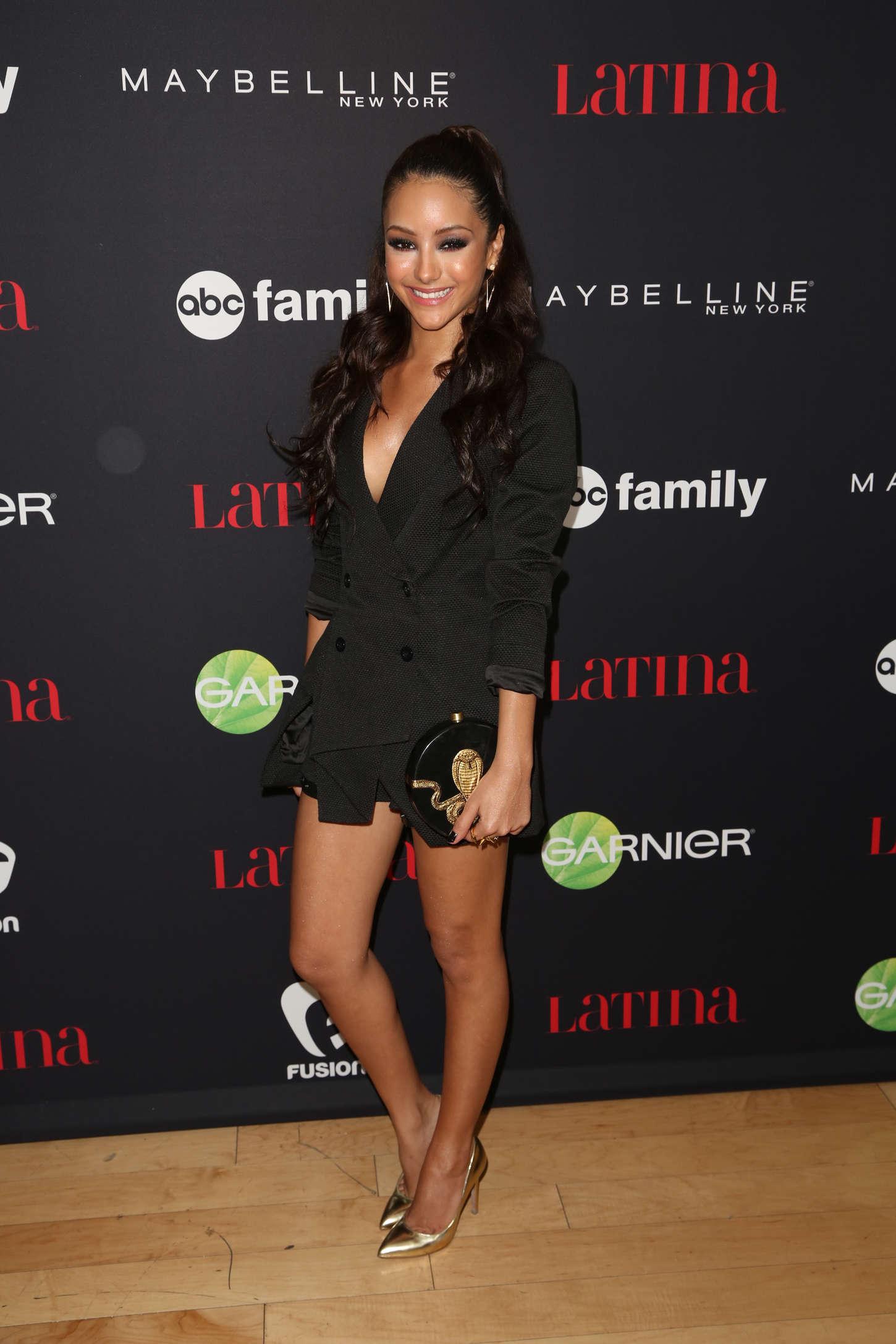Melanie Iglesias - Latina Magazine's '30 Under 30' Party in West Hollywood