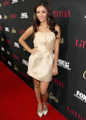 "Melanie Iglesias - Latina Magazine's ""Hollywood Hot List"" Party in West Hollywood"