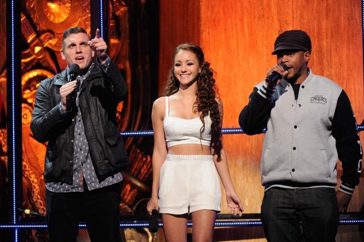 Melanie Iglesias – MTV Upfront