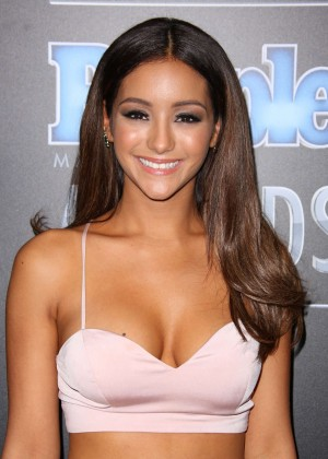 Melanie Iglesias - 2014 PEOPLE Magazine Awards in Beverly Hills