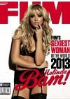 Melinda Bam - FHM Magazine  (South Africa - July 2013)-02