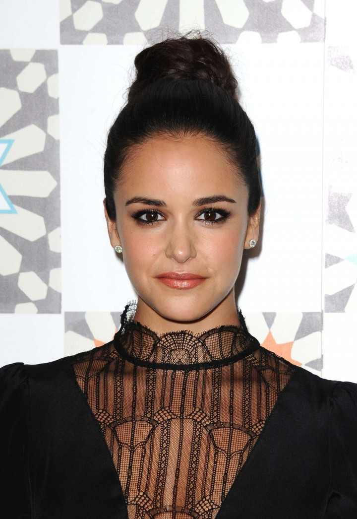 Melissa Fumero at 2014 Fox Summer TCA All-Star party in West Hollywood