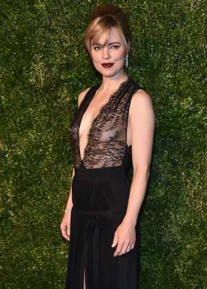 Melissa George - 11th annual CFDA/Vogue Fashion Fund Awards in NY