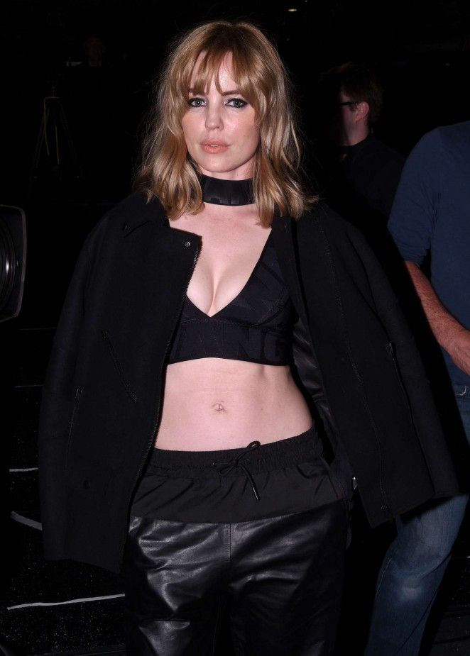 Melissa George - Alexander Wang x H&M Collection Launch in NYC