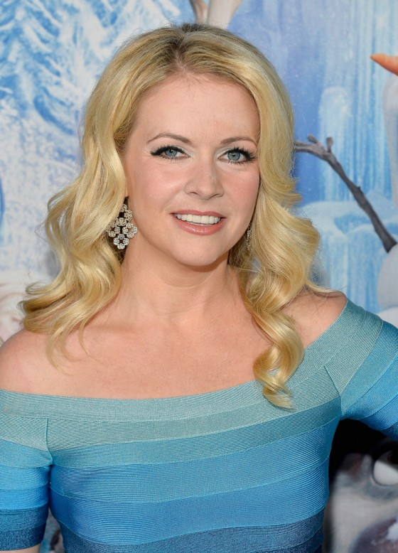 Melissa Joan Hart: Frozen Hollywood Premiere -02