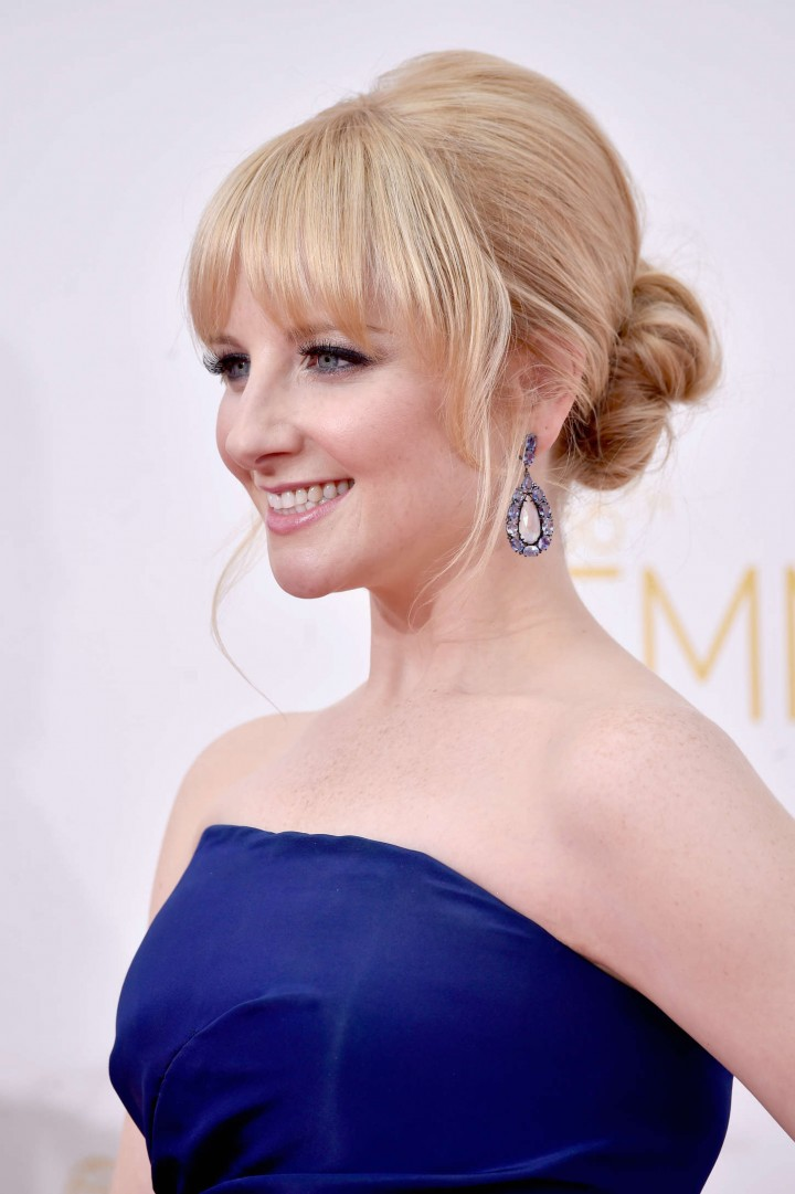 Melissa Rauch - 66th annual Primetime Emmy Awards in LA
