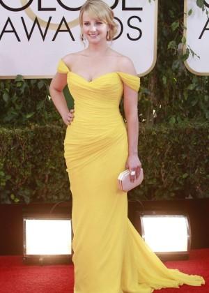 Melissa Rauch: Golden Globe 2014 Awards -07