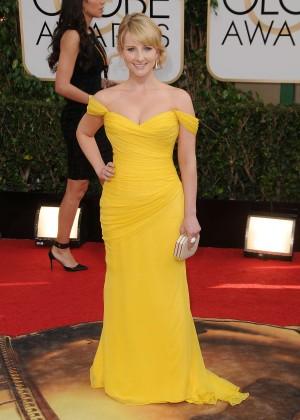 Melissa Rauch: Golden Globe 2014 Awards -10