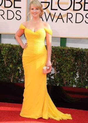 Melissa Rauch: Golden Globe 2014 Awards -13