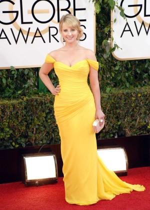 Melissa Rauch: Golden Globe 2014 Awards -15