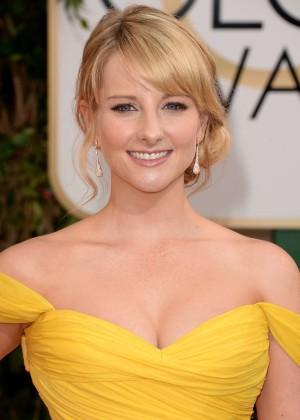 Melissa Rauch: Golden Globe 2014 Awards -17