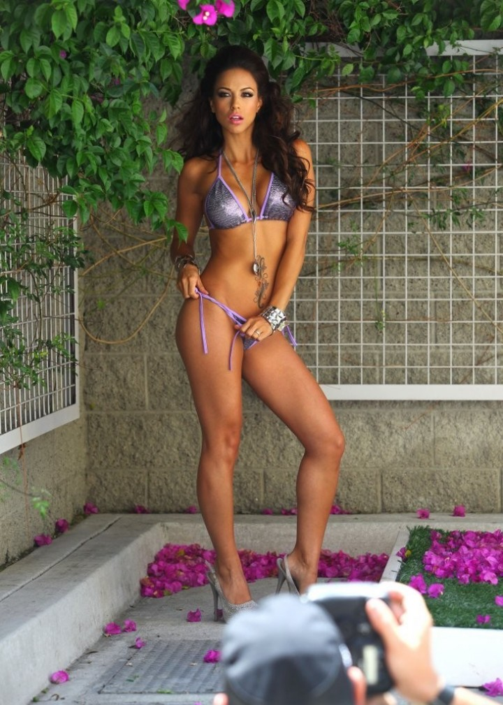 View Image Silver Stars Emily Greenbikini 1 011 Pictures to pin on ...