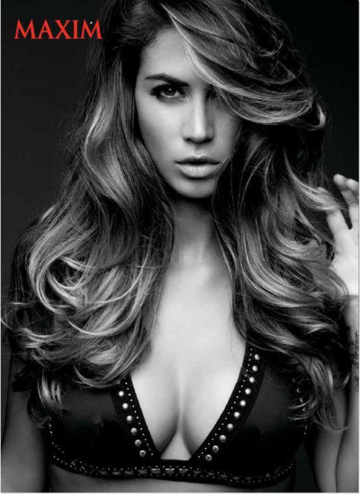 Melissa Satta - Maxim Italy 2013 -02