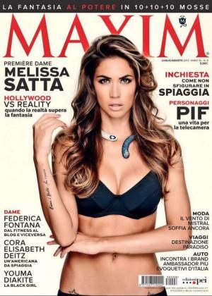 Melissa Satta - Maxim Italy 2013 -03