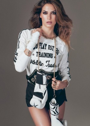 Melissa Satta - Two Play Different Collection 2015