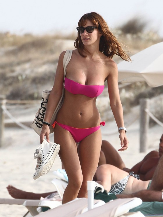 Melita Toniolo – Hot Bikini Photos on the Beach in Formentera-03