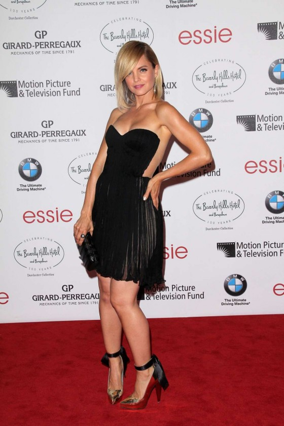 Mena Suvari - 2012 Intimate Cocktail And Dinner at Beverly Hills Hotel