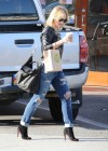 Mena Suvari - Ripped Jeans Candids in West Hollywood-10