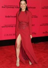 Meta Golding - The Hunger Games: Catching Fire Hollywood Premiere -03