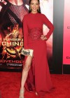 Meta Golding - The Hunger Games: Catching Fire Hollywood Premiere -05
