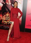 Meta Golding - The Hunger Games: Catching Fire Hollywood Premiere -09