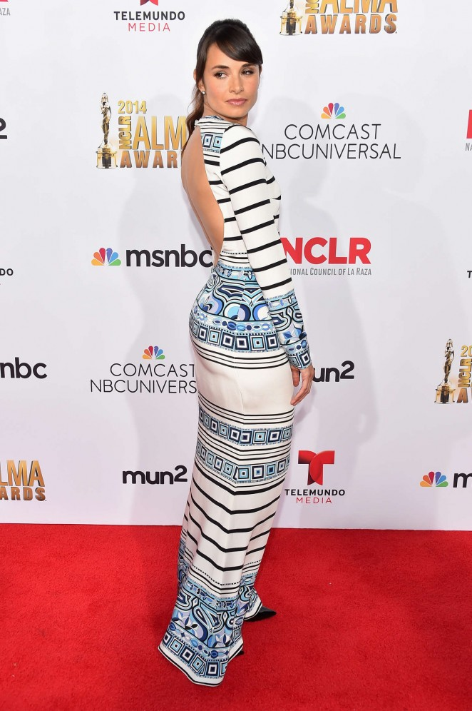 Mia Maestro - 2014 NCLR ALMA Awards in Pasadena