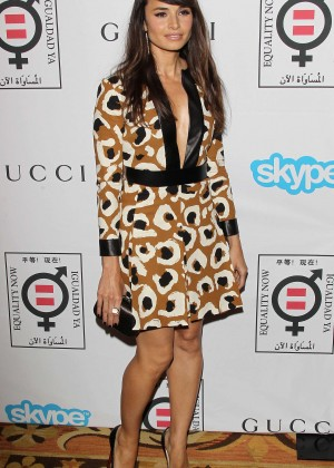 Mia Maestro - Equality Now's Make Equality Reality Event in Los Angeles